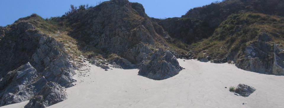 'la montagna di sabbia'